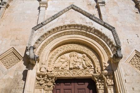 monte sant angelo: Church of St  Maria Maggiore  Monte SantAngelo  Puglia  Italy