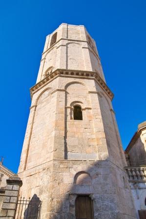 monte sant angelo: Sanctuary of Monte SantAngelo  Puglia  Italy Stock Photo