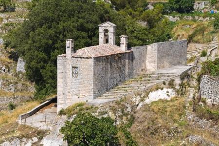 monte sant angelo: Church of Incoronata  Monte SantAngelo  Puglia  Italy