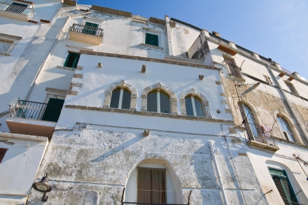 rodi: Castle of Rodi Garganico. Puglia. Italy. Editorial