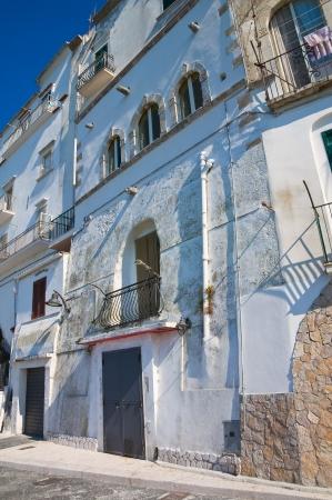 rodi garganico: Castle of Rodi Garganico. Puglia. Italy. Editorial