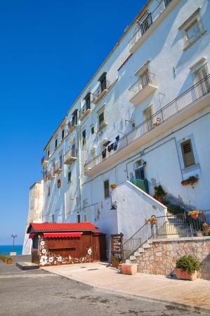 Alleyway. Rodi Garganico. Puglia. Italy.  Stock Photo - 22201800