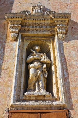 carmine: Chiesa della Madonna del Carmine Manduria Puglia Italia Archivio Fotografico