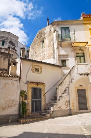 Alleyway. Rodi Garganico. Puglia. Italy.  Stock Photo - 22354586