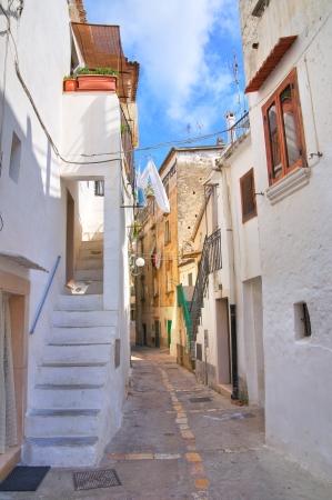Alleyway. Rodi Garganico. Puglia. Italy.  Stock Photo - 22354621