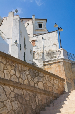 Alleyway. Rodi Garganico. Puglia. Italy. Stock Photo - 22354628