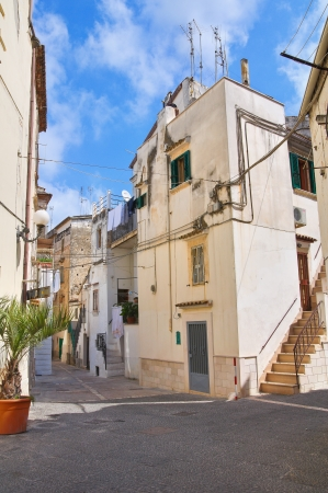 Alleyway. Rodi Garganico. Puglia. Italy.  Stock Photo - 22354637
