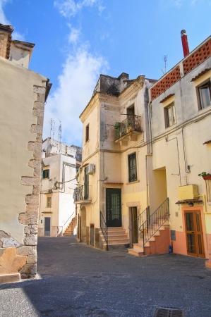 Alleyway  Rodi Garganico  Puglia  Italy   Stock Photo - 22354638