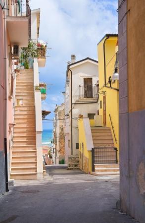 Alleyway  Rodi Garganico  Puglia  Italy Stock Photo - 22354639