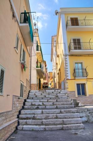Alleyway  Rodi Garganico  Puglia  Italy Stock Photo - 22354642