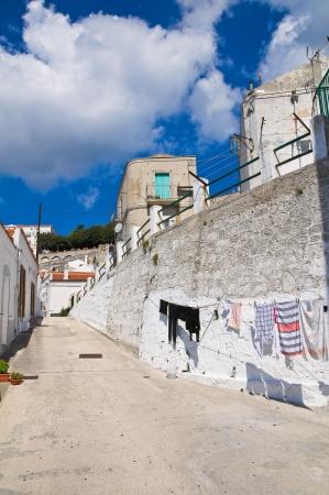 monte sant'angelo: Alleyway  Monte SantAngelo  Puglia  Italy