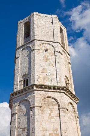 monte sant angelo: Sanctuary of Monte Sant Angelo  Puglia  Italy