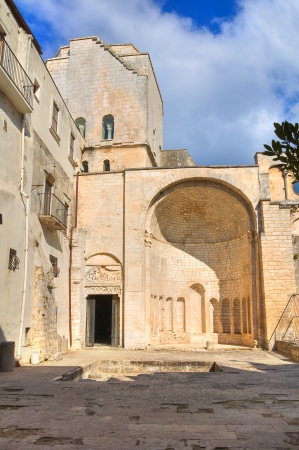 monte sant angelo: Tomb of Rotari  Monte Sant Angelo  Puglia  Italy