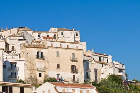 Panoramic view of Rodi Garganico  Puglia  Italy Stock Photo - 22415650