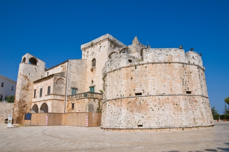 Castle of Conversano. Puglia. Italy.  photo
