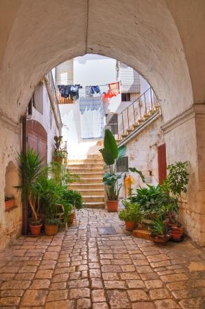 Alleyway  Conversano  Puglia  Italy   Stock Photo - 22504241