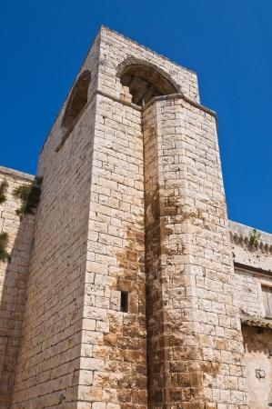 conversano: Castle of Conversano. Puglia. Italy.  Stock Photo