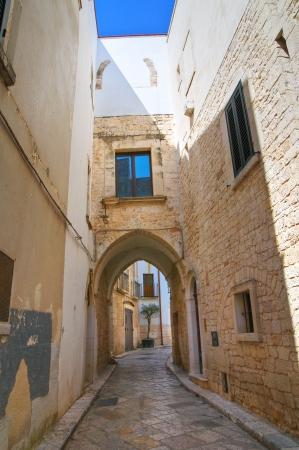 Alleyway. Conversano. Puglia. Italy. Stock Photo - 22504403