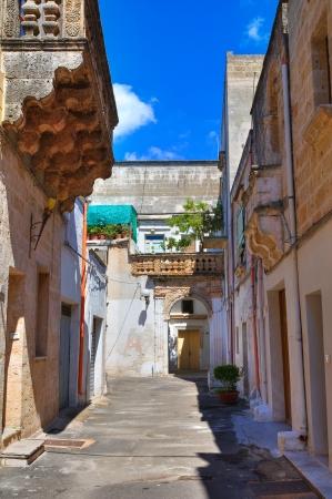Alleyway. Maruggio. Puglia. Italy. Stock Photo - 22679216