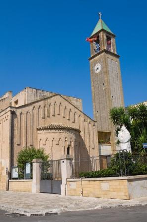 carmine: Chiesa Basilica del Carmine. Mesagne. Puglia. Italia.