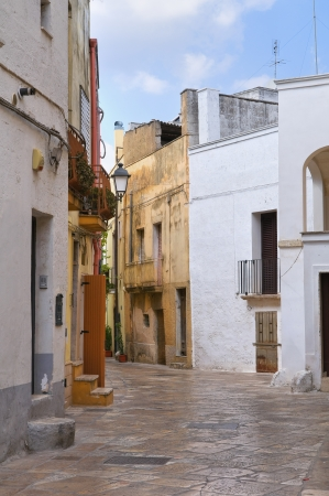 Alleyway  Mesagne  Puglia  Italy Stock Photo - 22679045