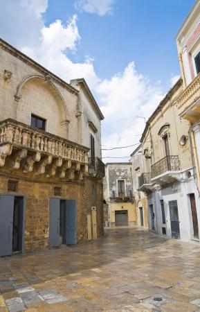 Alleyway  Mesagne  Puglia  Italy   Stock Photo - 22679047