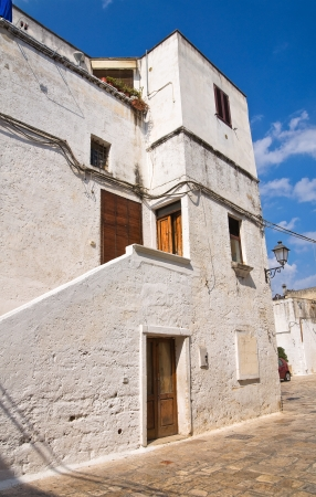 Alleyway  Mesagne  Puglia  Italy Stock Photo - 22680998