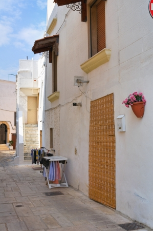 Alleyway  Mesagne  Puglia  Italy Stock Photo - 22680964