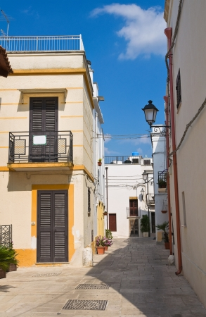 Alleyway  Mesagne  Puglia  Italy   Stock Photo - 22680965
