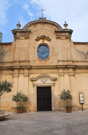 Angeli: St  Maria degli Angeli Church  San Vito dei Normanni  Puglia