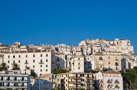 Panoramic view of Rodi Garganico  Puglia  Italy Stock Photo - 22732663