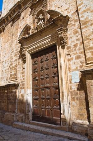 conversano: Church of St. Giuseppe. Conversano. Puglia. Italy.