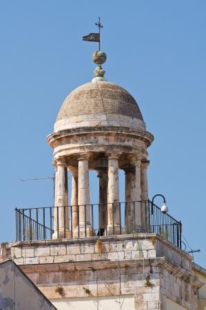 clocktower: Clocktower. Conversano. Puglia. Italy.