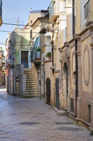 Alleyway. Venosa. Basilicata. Italy. Stock Photo - 22950206