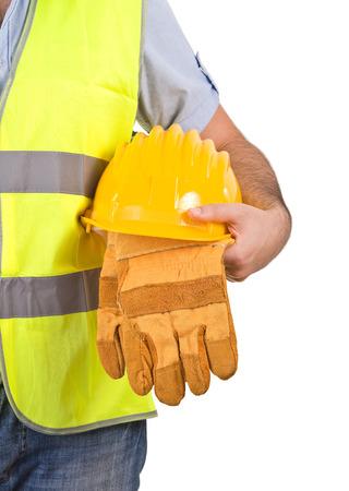 collarin: Trabajadores de cuello azul. Foto de archivo