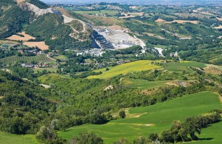 emilia romagna: Emilia- Romagna, Italy. Stock Photo