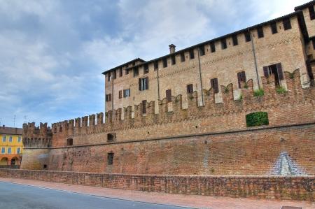 urbanistic: Castle of Fontanellato in Emilia-Romagna, Italy.