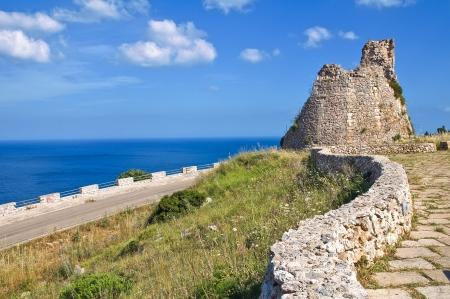Nasparo Tower  Tiggiano  Puglia  Italy Imagens - 25412905