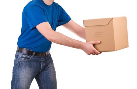 job posting: Delivery man