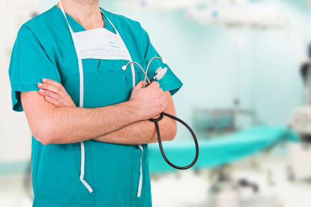 Medical doctor. Stock Photo - 26621480
