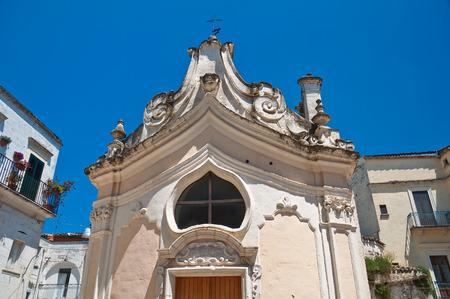 martiri: Church of Madonna dei Martiri  Altamura  Puglia  Italy