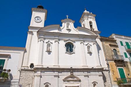 Church of Immacolata. Minervino Murge. Puglia. Italy. photo