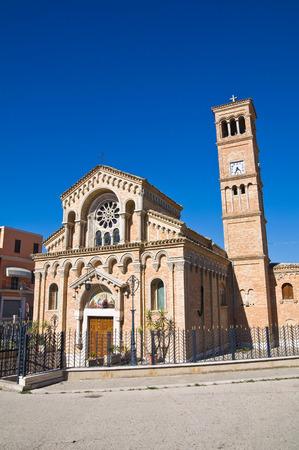 Church of Madonna della Fontana. Torremaggiore. Puglia. Italy. photo