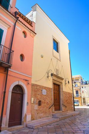 anna: Church of St. Anna. Torremaggiore. Puglia. Italy.