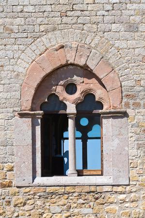 basilicata: Lagopesole Castle. Basilicata. Italy.