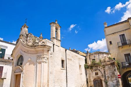 martiri: Church of Madonna dei Martiri. Altamura. Puglia. Italy.