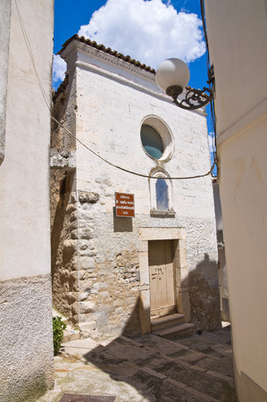 St. Maria di Costantinopoli Church. Minervino Murge. Puglia. photo