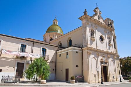 Church of Carmine. San Severo. Puglia. Italy. photo