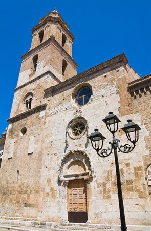 Church of St. Severino. San Severo. Puglia. Italy. photo
