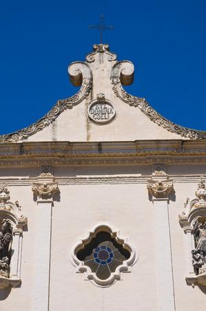 carmine: Chiesa del Carmine. San Severo. Puglia. Italia.